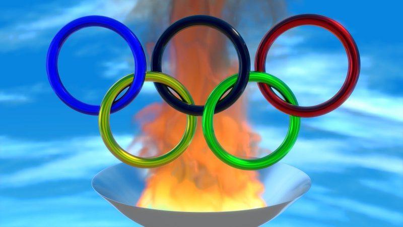 オリンピックと聖火